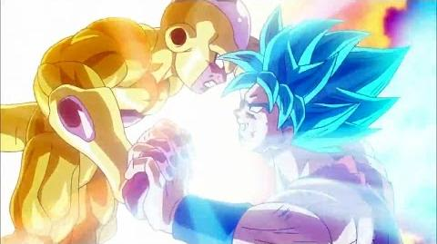 Dragon Ball Z Fukkatsu No F ▪「AMV」▪ Goku Vs Golden Freezer ᴴᴰ