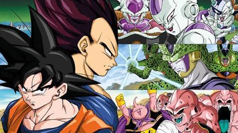 Dragon Ball Z Extreme Butoden Intro ドラゴンボールZ 超究極武闘伝
