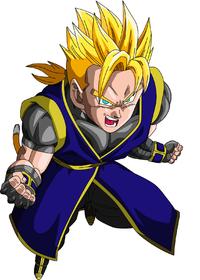 Super Saiyan Toneri