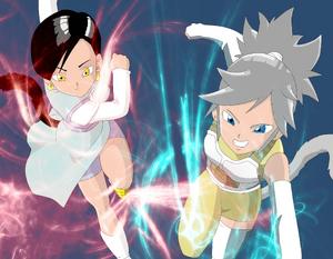 Elery and Mizuna