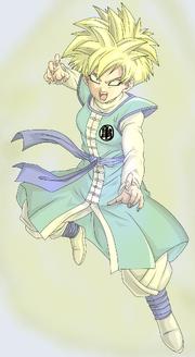 Legendary Super Saiyan Namui