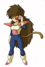 Female saiyan 2