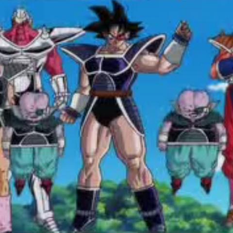 Тарльс и его Корпус в промо-ролике к игре Dragon Ball Heroes