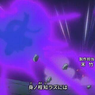Фрост трансформируется в опенинге Dragon Ball Super