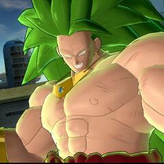 Броли Легендарный Супер Сайян 3 (<i>Raging Blast 2</i>)