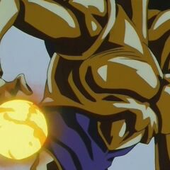 Су Шинрон заряжает огненный шар