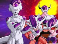 All Freeza's forms