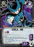 Cell jr card