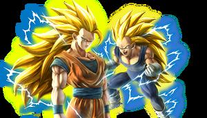 Zenkai battle royal super saiyans 3
