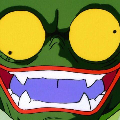 Лицо Медаматчи во время создания Комедаматч