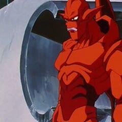 Су Шинрон нагоняет Гоку и выбирается из канализации