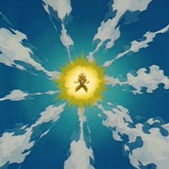Облака собираются вокруг Супер Сайяна 3