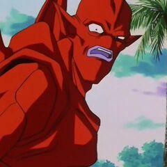 Су Шинрон услышал атакующего его со спины Гоку