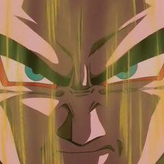 Лицо Супер Сайяна 4 Веджеты