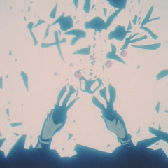 Смерть Супер Йи Шинрона в огне Сверх Ультра Генки Дамы