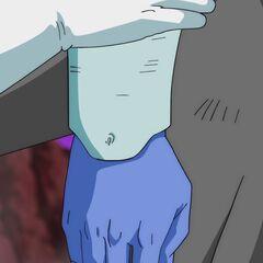 Рефери находит иглу спрятанную в панцире Фроста