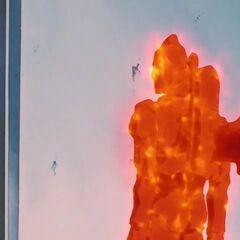 Су Шинрон нагревает свою броню