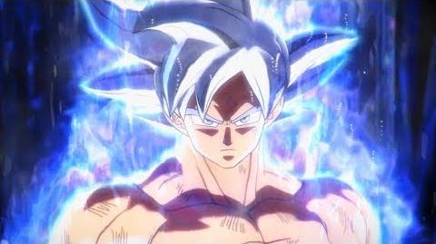 Dragon Ball Xenoverse 2 - Goku Transforms Into Ultra Instinct (DLC 6 Cutscene)