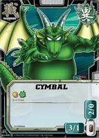 CymbalCard