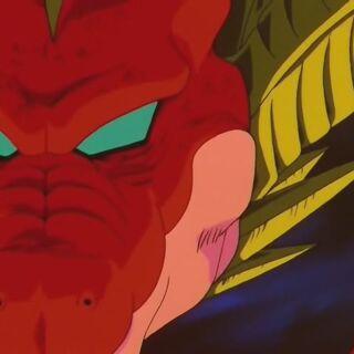 Совершенный Шенрон в 30ом эпизоде Dragon Ball GT