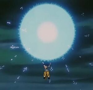 Universal Spirit Bomb