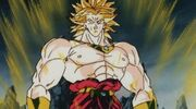 Broly-the legendary super sayin