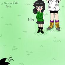 She s my lil sister giran by rubymontez-d539g75