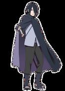 Sasuke Epilogo Aparencia
