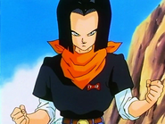 Android17ImperfectCellSaga