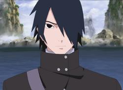 Uchiha Sasuke Part III-1