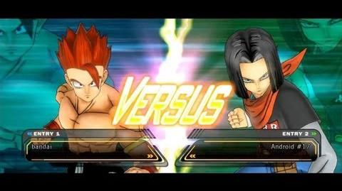 Dragon Ball Z Ultimate Tenkaichi Training Mode Preview