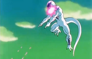 The Ultimate Battle - Frieza eye&finger beams