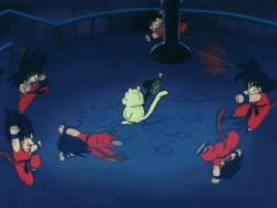 GokuAfterimageTechnique