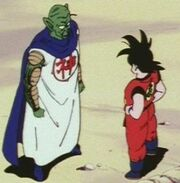Goku&Kami