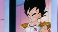 Kid vegeta walk