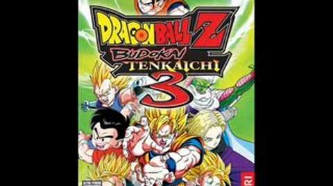 Dragonball Z Budokai Tenkaichi 3 High and Scream (OST)