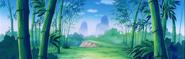 Mount Paozu - Bardock Father of Goku - 001