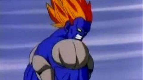 Goku,Gohan,Vegeta,Trunks,Piccolo VS Androids