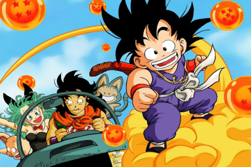 Dragon Ball Updates Wiki