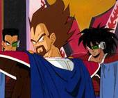 King vegeta and others