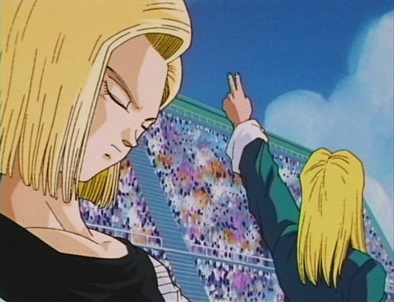 Android 18 dragonballz wiki fandom powered by wikia - Dragon ball zc 18 ...