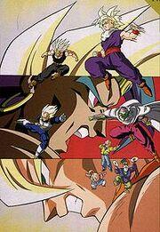 Dragon Ball Z- Broly - The Legendary Super Saiyan3