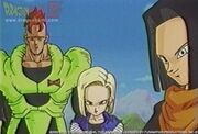 All 3 androids