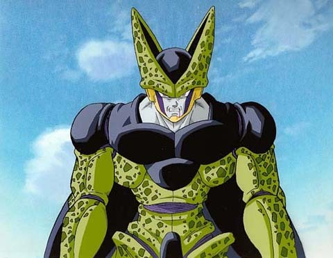 Image - Cell perfect form.jpg | Dragonballz Wiki | FANDOM powered ...