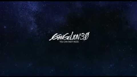 "Evangelion 3.0 you can (not) redo - OST ""The Anthem"""
