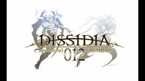 Dissidia 012 Duodecim Final Fantasy Music - Saber's Edge Final Fantasy XIII