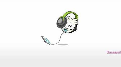 Puffle and the Headphones )