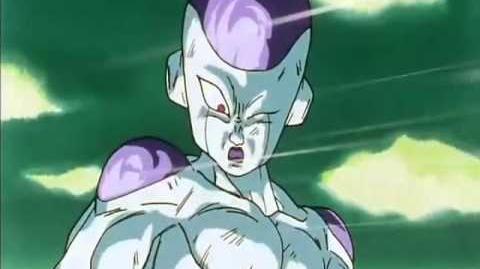 Goku Turns Super Saiyan For The First Time - Vegeta SSJ Theme