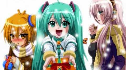 VOCALOID CHRISTMAS- Carol of the bells
