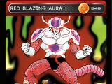 Red Blazing Aura